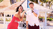 Angelika Turo und Tobias Soltau singen Schlager