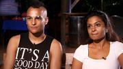 Prince Damien und Anita Wiegand singen eine Liebesballade