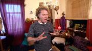 Thomas Katrozan landet bei einer Schamanin
