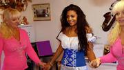 Ein neuer Stil für Anita Wiegand im Zwillingshaus