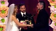 Sandra Berger heiratet auf der DSDS-Bühne