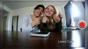 So lernt Laura van den Elzen Deutsch