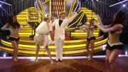 Victoria Swarovski & Erich Klann tanzen einen Charleston