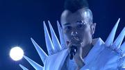 """Prince Damien glänzt mit """"Let It Go"""""""