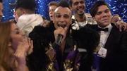 """Prince Damien singt den Siegersong """"Glücksmoment"""""""