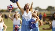 Diese Cheerleader träumen von der Weltmeisterschaft
