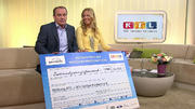 Lars Riedel sammelt Geld für die RTL Stiftung