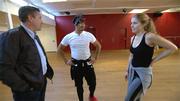 """Vorm Finale hilft die """"Let's Dance""""-Jury beim Training"""