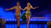 Olé! Victoria und Erich mit einer feurigen Samba