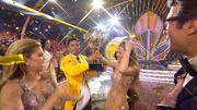 """Victoria Swarovski holt sich den Titel """"Dancing Star"""" 2016"""