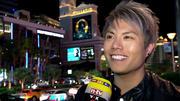 Supertalent-Gewinner Jay Oh tritt in Las Vegas auf