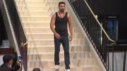 Mustafa Alin ist nun als Model unterwegs