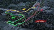 Belgien-GP im Birdview: Die Schlüsselstellen