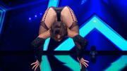 Schlangenfrau Alina nach zehn Jahren zurück beim Supertalent