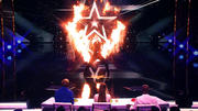 "Feuer und Flamme bei ""Spark Fire Dance"""