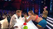 Dieter Bohlen gegen die stärkste Frau der Welt