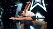 Marco und Elisa tanzen den XXL-Kuss