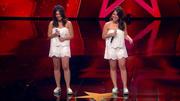 """Die Zwillinge Vanessa & Daiana mit """"One Dance"""""""