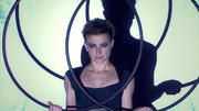 Silvias Hula-Hoop Performance sieht mega aus