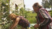 Gerhard gibt bei Nicole gerne den Ton an