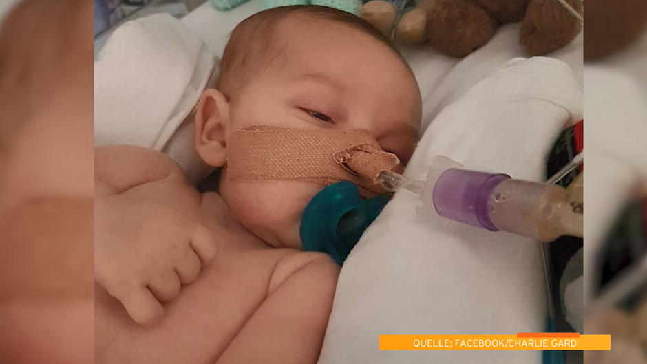 Baby Charlie: Mutter Connie wendet sich mit emotionalen Worten an US-Arzt