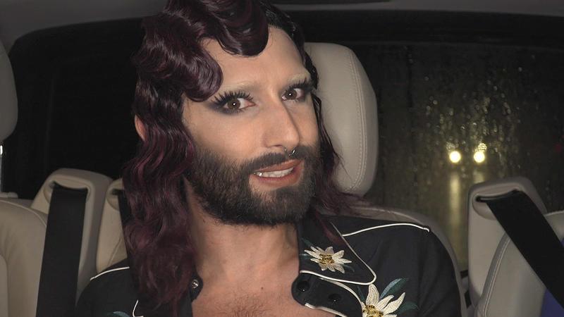 Neuer Look - ESC-Gewinnerin Conchita überrascht mit Glatze