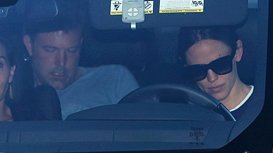 Schwerer Rückfall bei Ben Affleck: Hollywoodstar wieder in Entzugsklinik