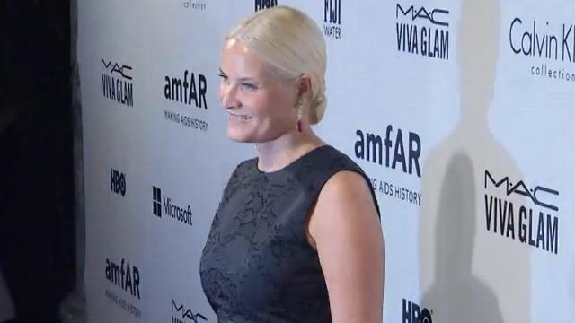 Prinzessin Mette-Marit leidet an Lungenfibrose