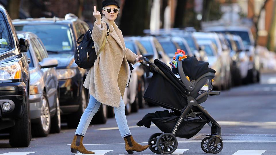 Diane Kruger kämpft für ihr kleines Kind