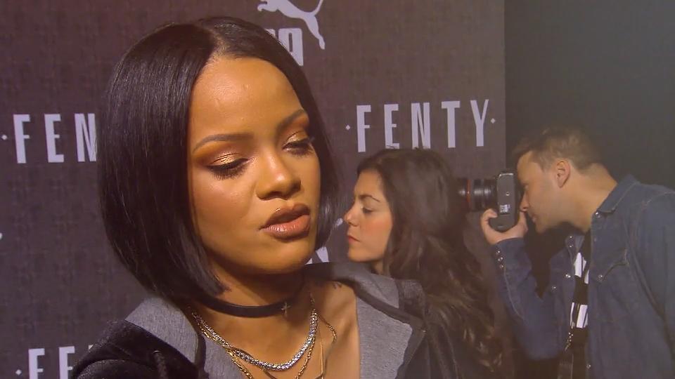 Rihanna: Sie verklagt offenbar ihren eigenen Vater
