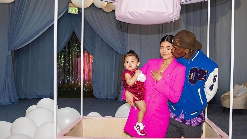 Geburtstag von Stormi:Kylie Jenner schmeißt Party der Extraklasse