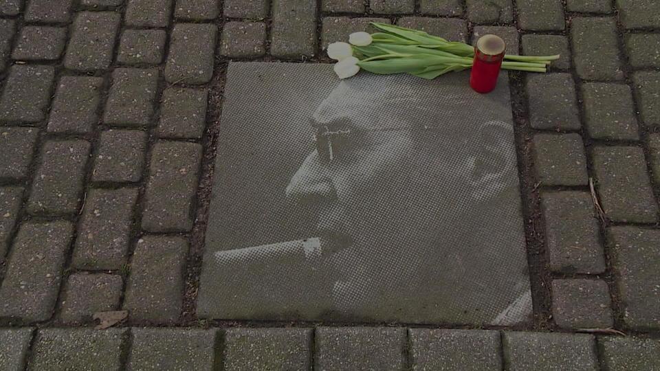 Assauer-Trauerfeier auf Schalke:Der Himmel strahlt zum Abschied königsblau