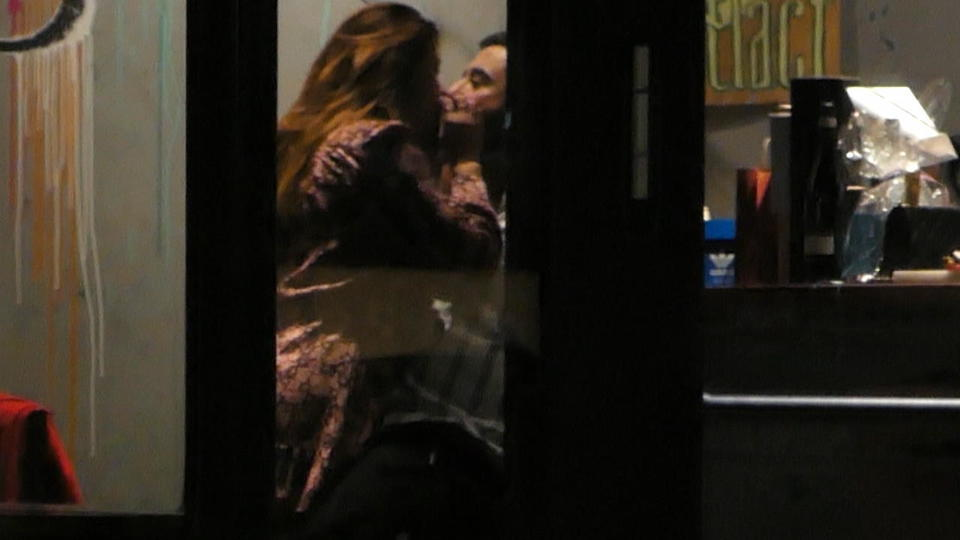 Sabia Boulahrouz: Frisch verliebt in Burger-Laden-Besitzer Iman