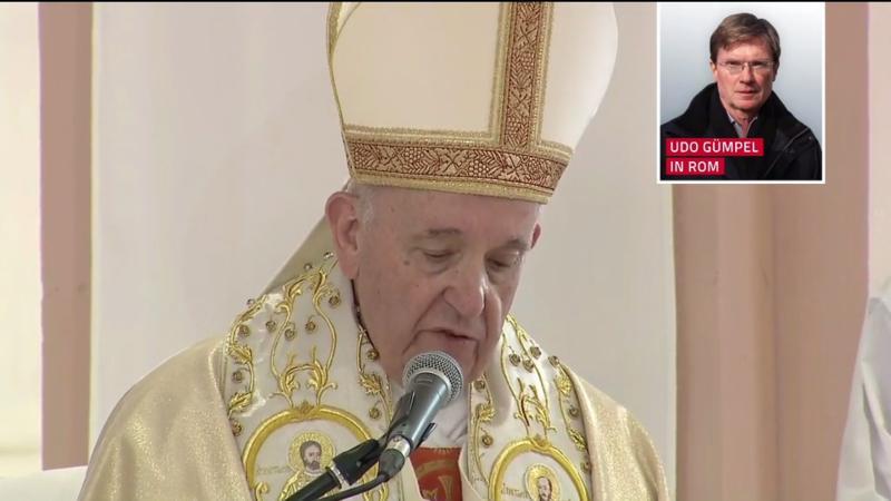 Anordnung für Klerus:Papst macht Missbrauchsfälle meldepflichtig