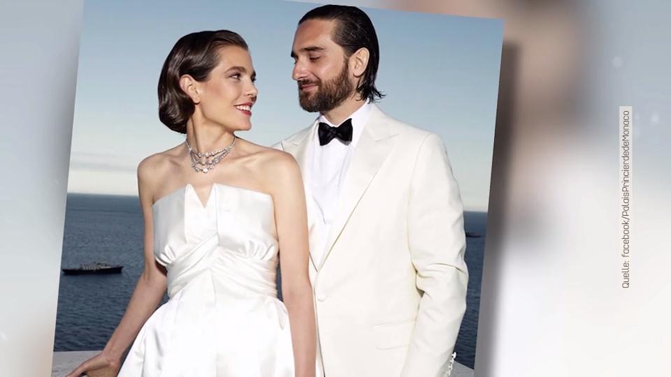 Charlotte Casiraghi: Prinzessin Carolines Tochter heiratet Filmproduzenten