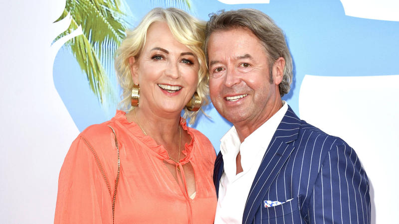 Auf Sylt: Moderatorin Ulla Kock am Brink hat geheiratet!