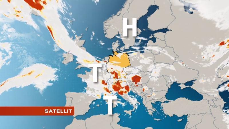 Mehrere Tote und große Schäden nach heftigen Unwettern in Italien