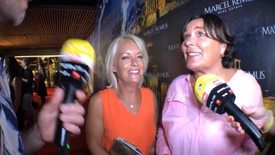 Vera Int-Veen: Die Moderatorin ist auf Mallorca aus Megapark geflogen
