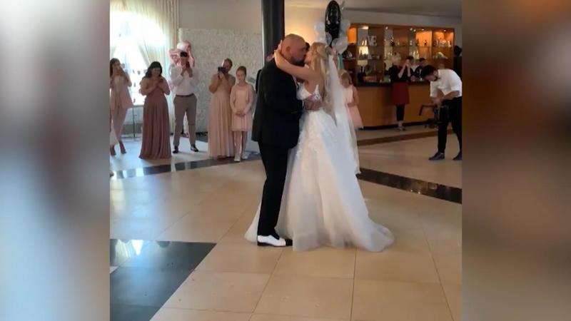 Nach 15 Monaten Liebes-Rausch - Nik und Jessi feiern Bachelor-Hochzeit