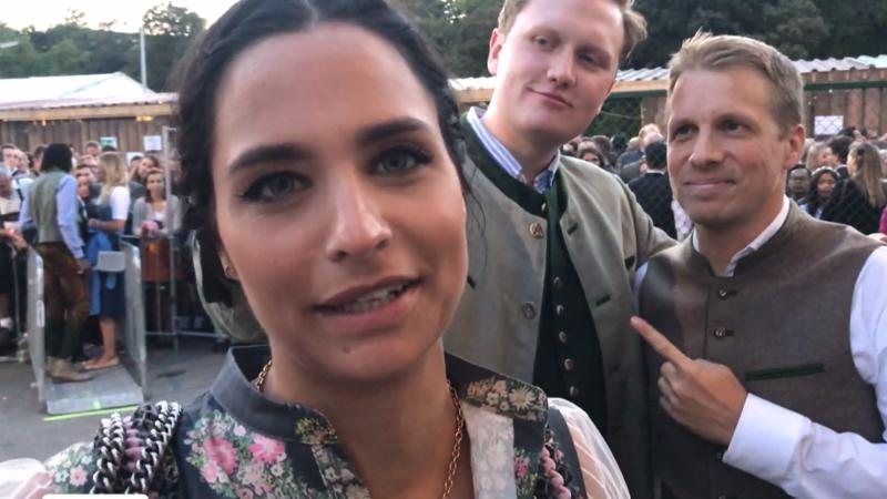 Amira Aly zeigt sich im Brautkleid - Ehemann Oliver Pocher lieber oben ohne