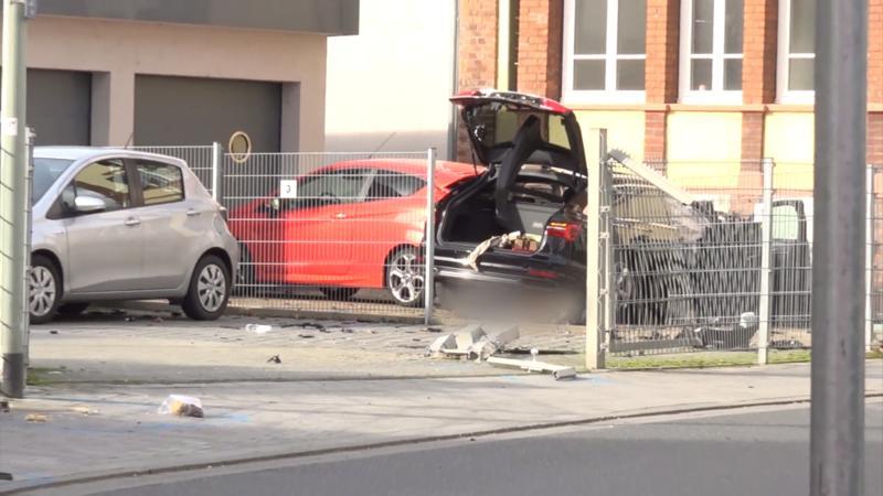 Frau in Limburg mit Axt erschlagen -