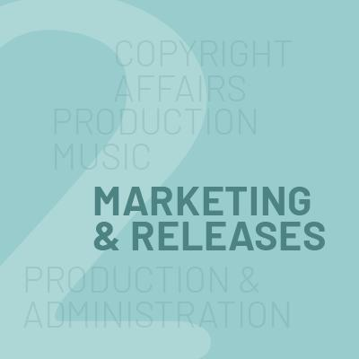 Marketing & Releases