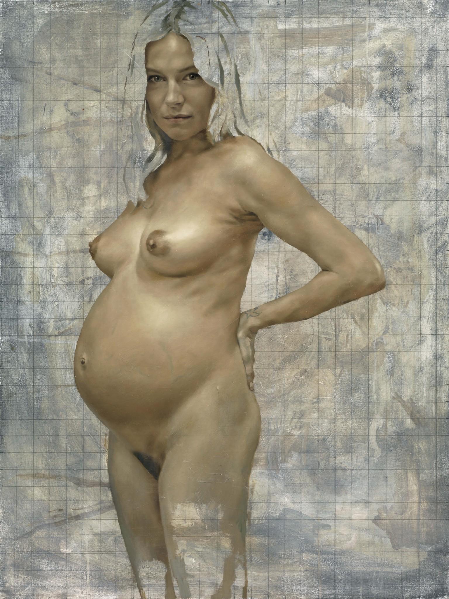 Stellen frau nackt zur schau Ehefrau Zur