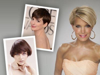 Frisuren Für Kurze Haare Die Trends Im Frühling 2013