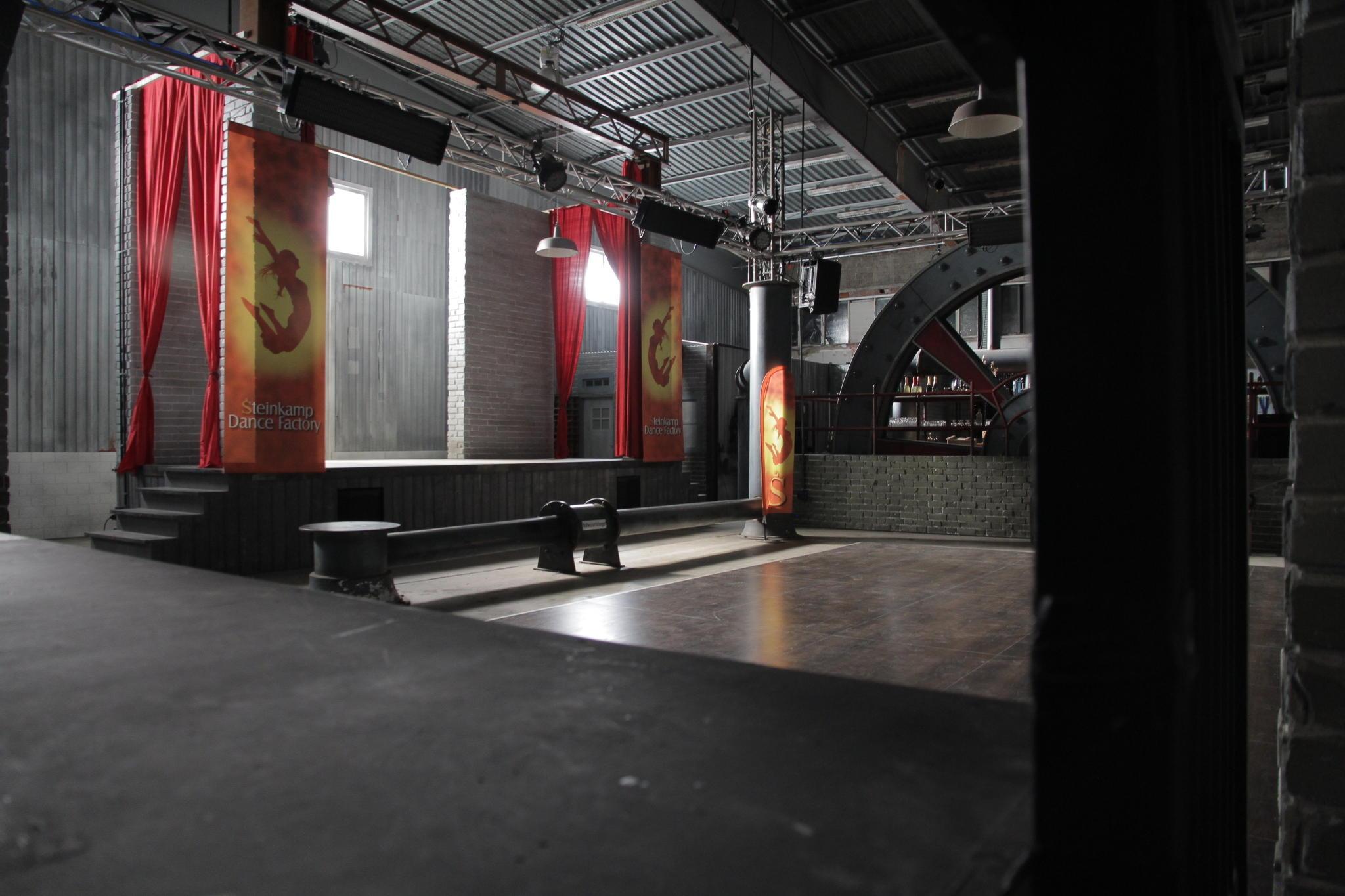 Steinkamp Dance Factory Die Location