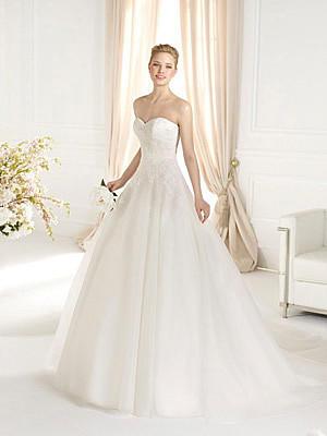 Brautkleider Fur Jede Figur Dieses Brautkleid Passt Zu Ihnen