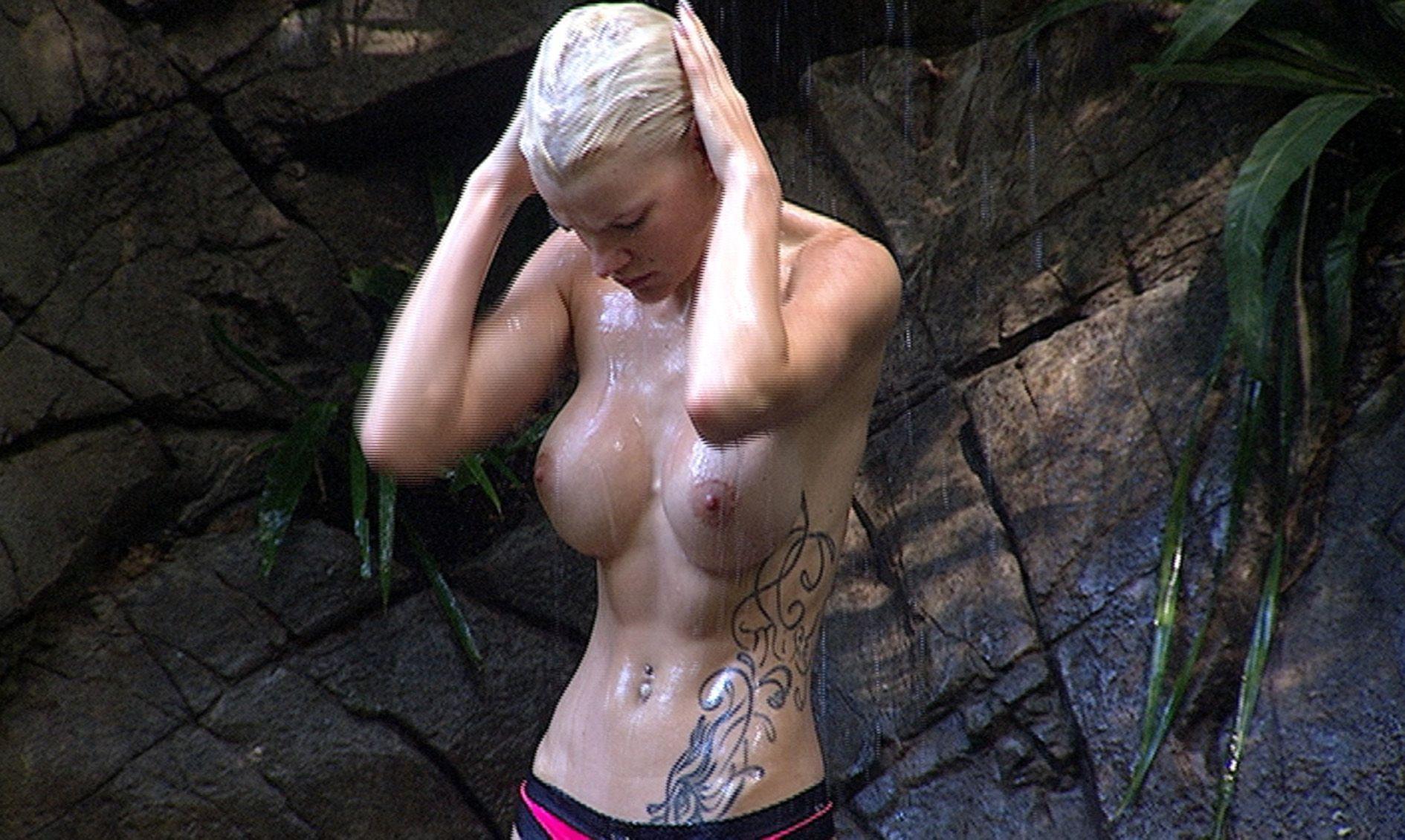 Melanie müller nackt video