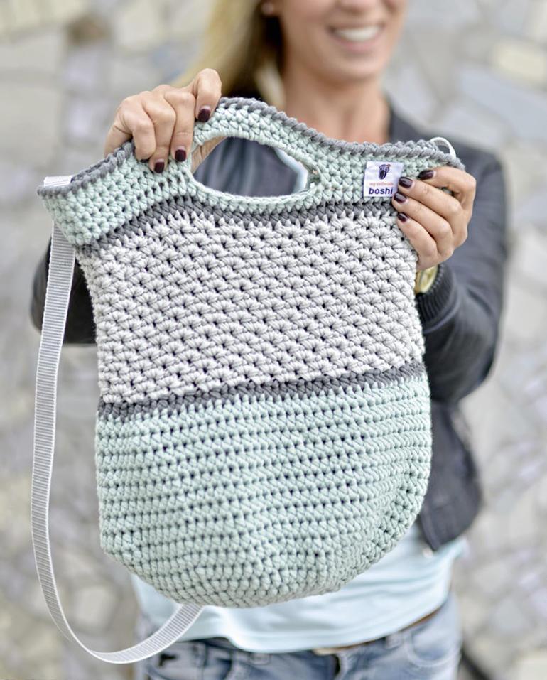 Taschen Häkeln Nora Kdesign
