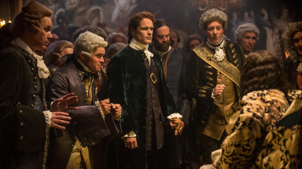 The Outlander Staffel 2