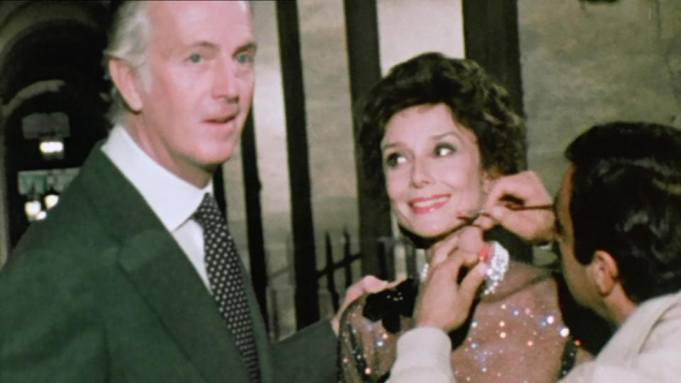 Hubert de Givenchy - A Life in Haute Couture